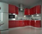 радиусная кухня