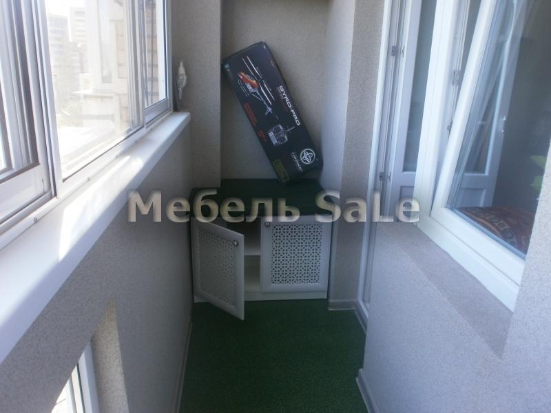 Мебель для балкона и лоджии на заказ в самаре.