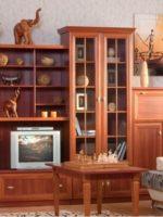Мебель в гостиную на заказ дешево