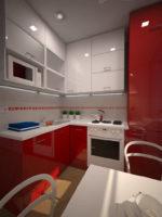 Кухня для хрущевки - Производство мебели на заказ в Самаре